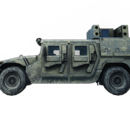 Vehicles of Battlefield 3: End Game
