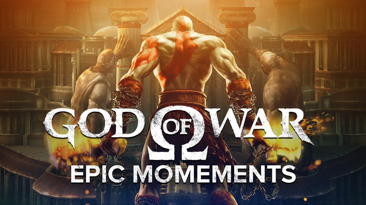 Epic Moments of God of War