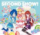 "TV Anime/Data Carddass ""Aikatsu!"" Audition Single 2 - Second Show!"