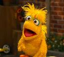 Birdie (Sesame Street Divorce)