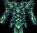 Green Crystalskin Set
