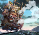 Howl's Moving Castle Locations