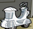 Ferral's Time Traveling Scooter