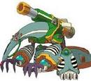 Snipe Anteator (Mega Man X7)
