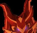 Escudo ogival dragônico