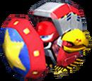 Sonic Rivals 2 stock artwork