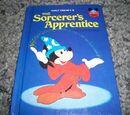 The Sorcerer's Apprentice (Disney Wonderful World of Reading)