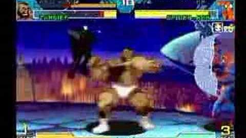 Marvel vs Capcom Onslaught Gameplay.