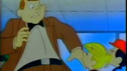 Daniel el travieso (serie animada)