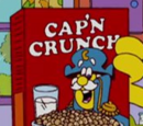 Cap'n Crunch's cereals