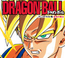 Dragon Ball Anime Illustration Collection: The Golden Warrior