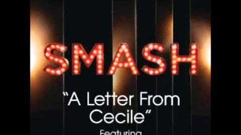 Smash - A Letter From Cecile (DOWNLOAD MP3 LYRICS)