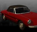 Alfa Romeo Spider Duetto (Driver: San Francisco)