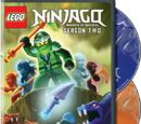 5002195 LEGO Ninjago: Masters of Spinjitzu Season Two