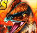Super Rare Dilophosaurus