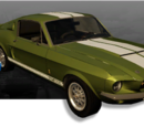 Shelby GT500 (Driver: San Francisco)