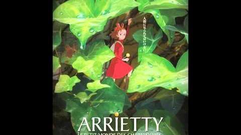 Cecile Corbel - Arrietty Song Themen (german)