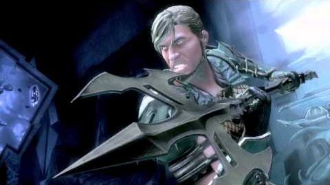 Injustice Battle Arena Fight Video Aquaman vs. Green Lantern HD