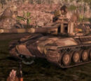 Jaguar Tank (Mercenaries 2: World in Flames)
