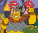 Warrior Comic Book Guy