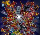 The War Knight/Feliz cumpleaños Iron Man