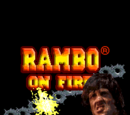 Rambo on Fire