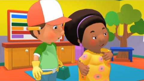 Handy Manny - Chico goes to preschool