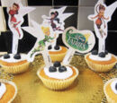 Décorations de fées pour gâteaux