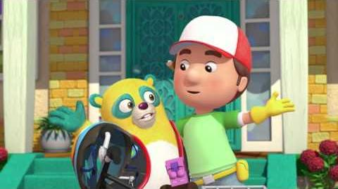 'Special Agent Oso' and 'Handy Manny' - Friends Help Friends Music Video