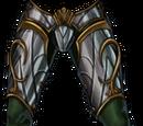 Dragon-Rider's Legplates