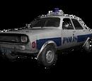 Renault 12 Policía (Driv3r)