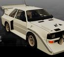 Audi Sport Quattro S1 Rally (Driver: San Francisco)