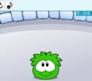 Puffle Vert