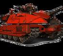 EDF Medium Tank (Red Faction)