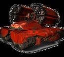 EDF Mobile Rocket (Red Faction)