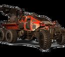 Miner Flatbed (Red Faction)