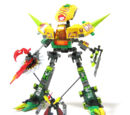 Human Deep Jungle Battle Machine 2
