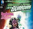 Green Lantern: New Guardians Vol 1 18