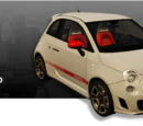 Fiat 500 Abarth (Driver: San Francisco)