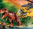 5886 La chasse du T-Rex