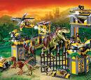 5887 Le QG de défense contre les dinosaures