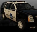Cadillac Escalade Policía (Driver: San Francisco)