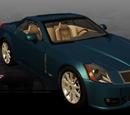 Cadillac XLR V (Driver: San Francisco)