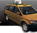 Dodge Grand Caravan Taxi (Driver: San Francisco)