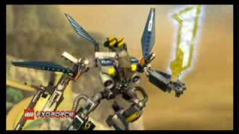LEGO EXO FORCE 2007 Battle Machines Commercial