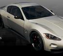 Maserati GranTurismo S (Driver: San Francisco)