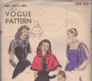 Vogue 5810 A