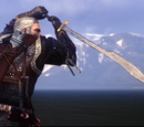 Espadas de The Witcher