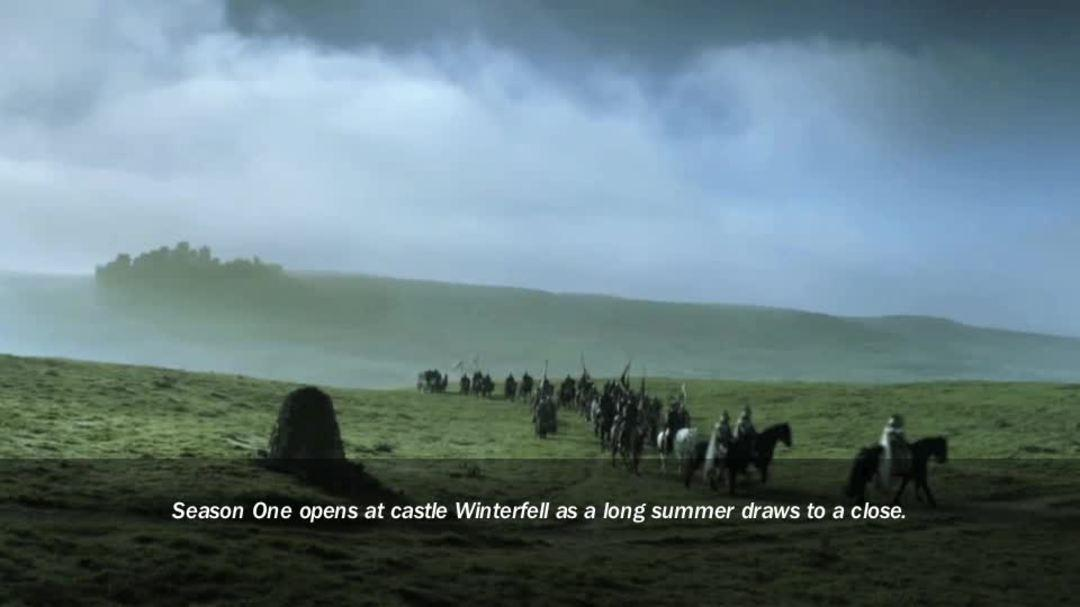 Game of Thrones - The Story So Far