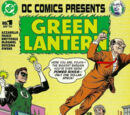 DC Comics Presents: Green Lantern Vol 2 1